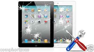 Apple iPad 2 Broken Digitizer Touch Screen Glass Repair Service on Rummage