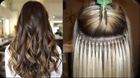 Hair extension fittings and training