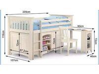 Julian Bowen Sleep Station