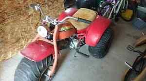 Honda atc 110 three wheeler