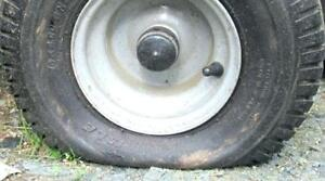 Tire Repair or Install of Lawn Tractor Tires