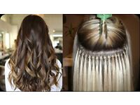 Professional Mobile and Incall Hair Extension Technician, based in West- South West London