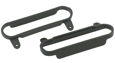 RPM Black Nerf Bars for Traxxas Slash 2WD & Slash 4x4 - RPM80622