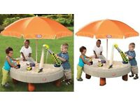 LITTLE TIKES -SAND PIT AND WATER FEATURE