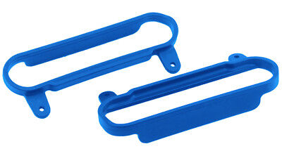 RPM Blue Nerf Bars for Traxxas Slash 2WD & Slash 4x4 - RPM80625