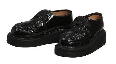 Sekiguchi Black Rubber-Soled Shoes for momoko in US