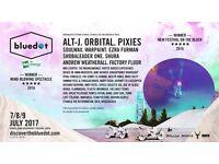 2 x Bluedot Festival Friday Day Tickets