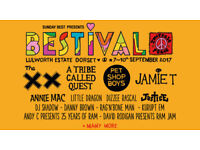 Bestival 2017 Adult Weekend Ticket x2 - URGENT SALE NEEDED - £200 for 2 tickets