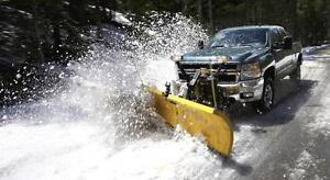 Snow Plowing by the season! Really Great Price