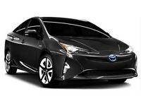 UBER CAR HIRE RENT ( PCO Ready) BRAND NEW TOYOTA PRIUS Active 1.8 VVTi Black (66 plate) - 180£/week