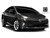 Rent a New Toyota Prius from 159£/w first week free - Uber Ready - PCO Car Hire