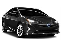 Rent a New 2017 Toyota Prius for £170/w - Save 100£ in fuel every week - Uber Ready - PCO Car Hire