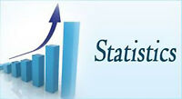 Experienced, Professional Statistics Tutor: College & University