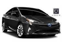Rent a Brand New 2017 Toyota Prius at 159£/w - First week free - Uber Ready - PCO Car Hire