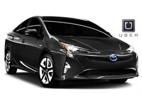 Rent a Brand New Toyota Prius at 159£/w - First week free - Uber Ready - PCO Car Hire