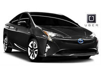 2017 Brand New Toyota Prius to rent - Uber Ready - PCO Car Hire