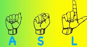 America Sign Language Tutor and offer discount to students