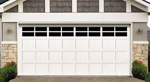 Garage door services! Anything and everything