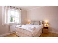 **Elegant Short let 1 bed in Kew Gardens TW9 - all bills, free wifi, maid service, tax all included.