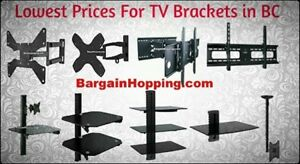 DVD Projector Desk Mounts TV Wall Brackets Cables