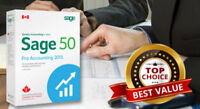Bookkeeping Course with SAGE 50 Accounting - Start Today!