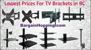 TV Wall Brackets Cables DVD Projector Desk Mounts & Installation