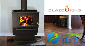 BLAZE KING wood Stoves and inserts