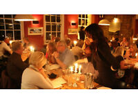 ***Part time Waiting staff - Clifton, Bristol***