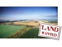 Property development opportunities wanted! Land, run down properties.