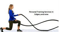 In-home/Mobile Certified Personal Trainer