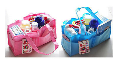 1pc New Baby Boy Girl Diaper Nappy Mother Bag Portable Handbag Free Shipping