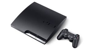 PS3 Slim, 1 Controller with COD BOP