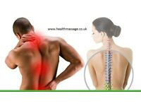 Deep Tissue, Sort Massage Therapist