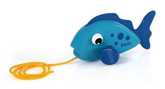 Brio Pull-Along Toys