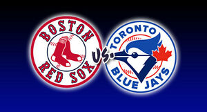 Toronto Blue Jays vs. Boston Red Sox - May 29 - Section 215
