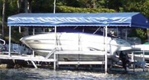 Aluminum Boat Lift - Special -PAY CASH WE EAT THE HSTBoat Lifts