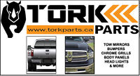 Truck body Parts, all makes and models.  Brand New Parts!