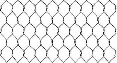 304 Stainless Steel 22 Ga. Chicken Wire, Fence  48