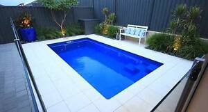New 4.5m Fibreglass Pool - Pool only Price - Delivery Aust Wide Gold Coast Region Preview