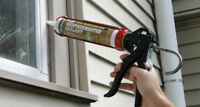Caulking contractor residential & commercial **FREE QUOTES**