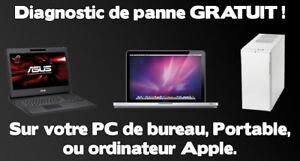 WE FIX YOUR COMPUTERS: LAPTOPS,PC, MACBOOKS, IMAC,CELL PHONES