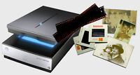 Professional Photo and Slide Scanning