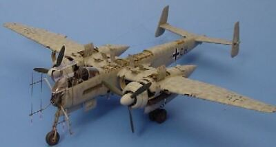 AIRES HOBBY 1/48 HE219A7 UHU DETAIL SET FOR TAM 4042