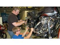 Norwich Motorcycle Maintenance and Servicing Workshop