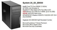 Almost Brand New Core 2 Duo / 4G / 500G /Win7 Basic Gaming Tower