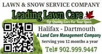Leading Lawn Care, Snow Removal & Better Do It Renovations