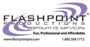 Flashpoint Productions Professional DJ Services Cambridge Kitchener Area image 1