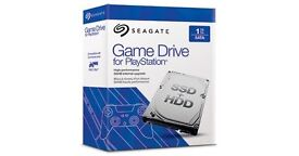 PlayStation Seagate SATA 1tb Hard Drive