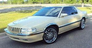 PRIVATE SALE!  1993 CADILLAC ELDORADO - MINT - FINANCING OAC!