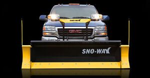 SNOW WAY PLOW 26R